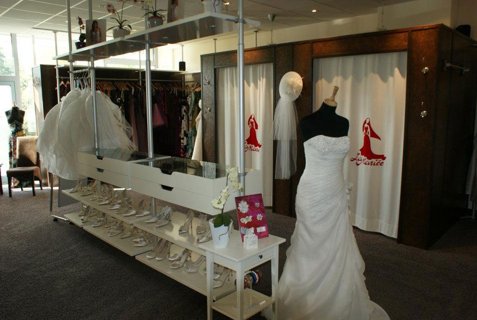 La Mariée - Braut- und Abendmode in gefühlvollem Ambiente